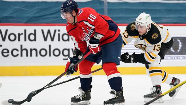 Capitals-Bruins Stanley Cup Playoff series begins Saturday