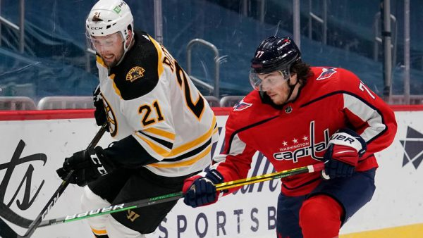 Capitals will play Bruins in first round of Stanley Cup Playoffs
